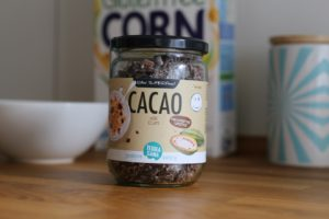 Cacao in Jar