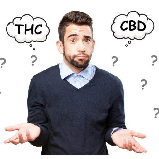 CBD vs THC - Whats the difference?